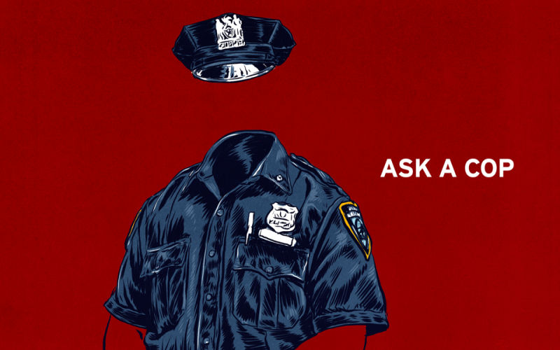 Ask a police officer