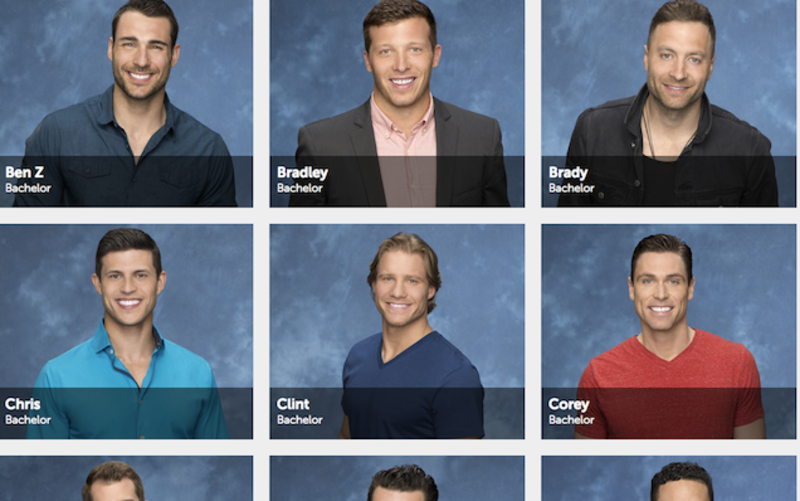 The Day We ME Have All Been Waiting For Is Here ABC Has Released Photos And Biographies Of Contestants On Upcoming Season Bachelorette