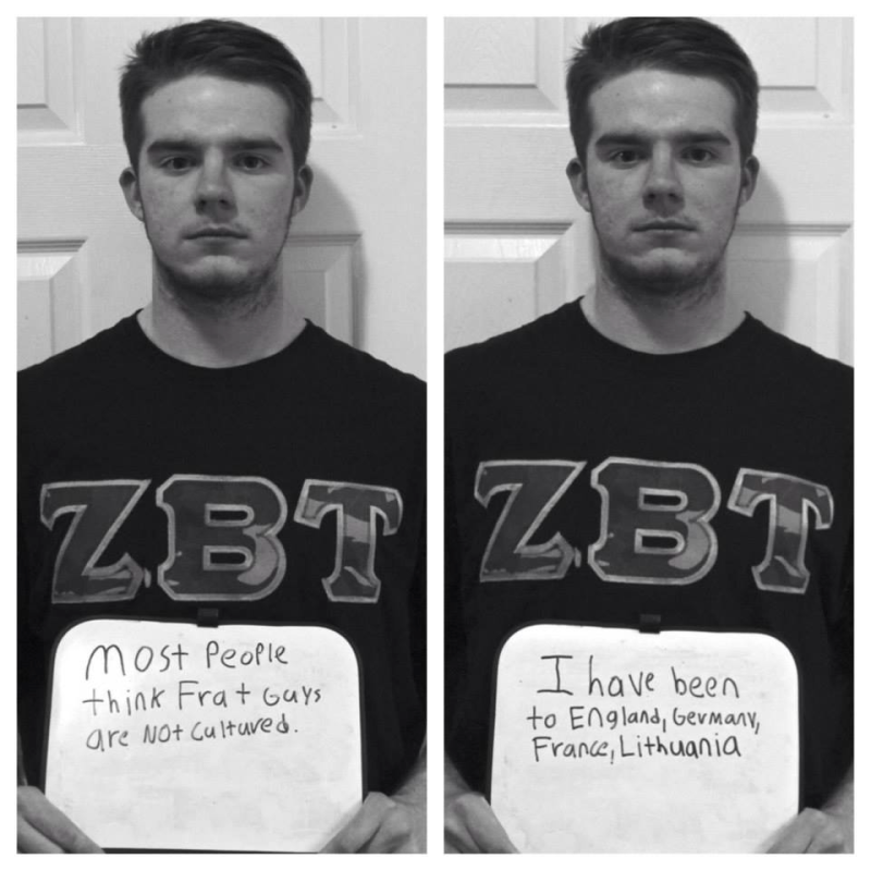 Frat And Sorority Kids Raise Awareness Of How Unlikable They Are