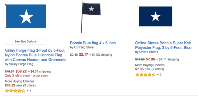 psa you can still buy these confederate flags from amazon and walmart