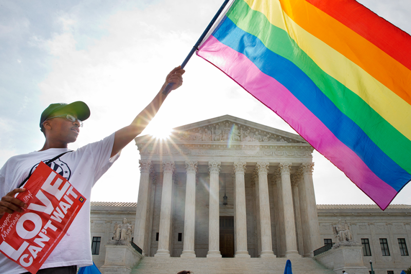supreme court same sex marriage is legal nationwide