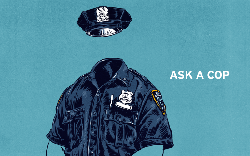 Ask an Anonymous Cop: Do You Write More Tickets at the End