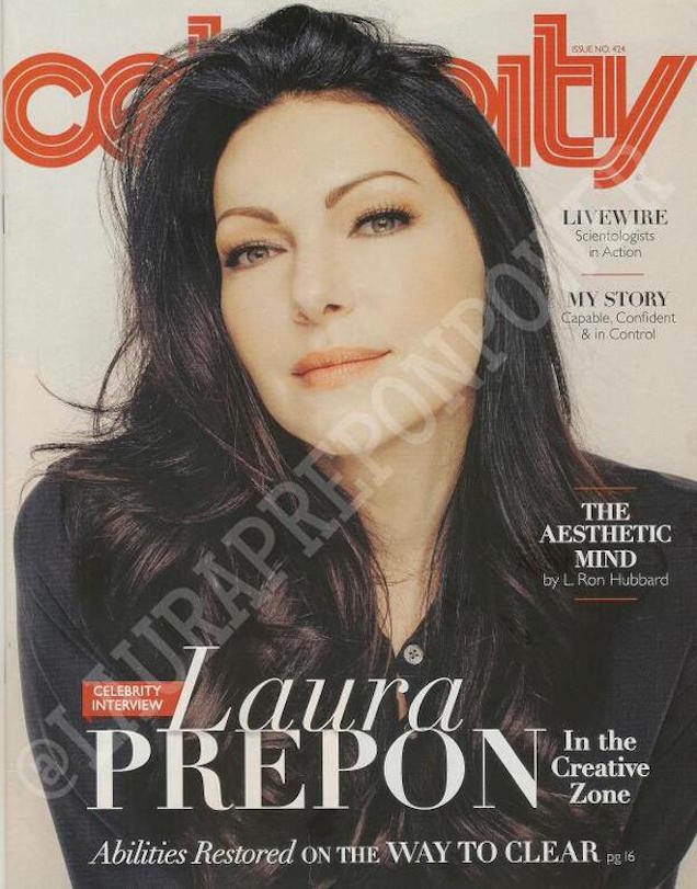 Read Laura Prepon's Insane Interview In Scientology's <i>Celebrity Magazine</i