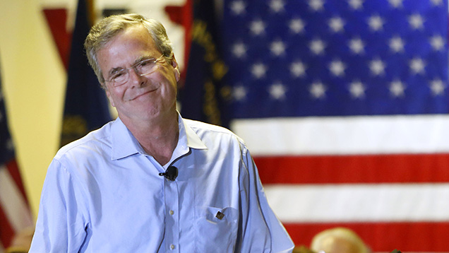 Barack Obama Uses Too Many Big Words For Baby Man Jeb Bush