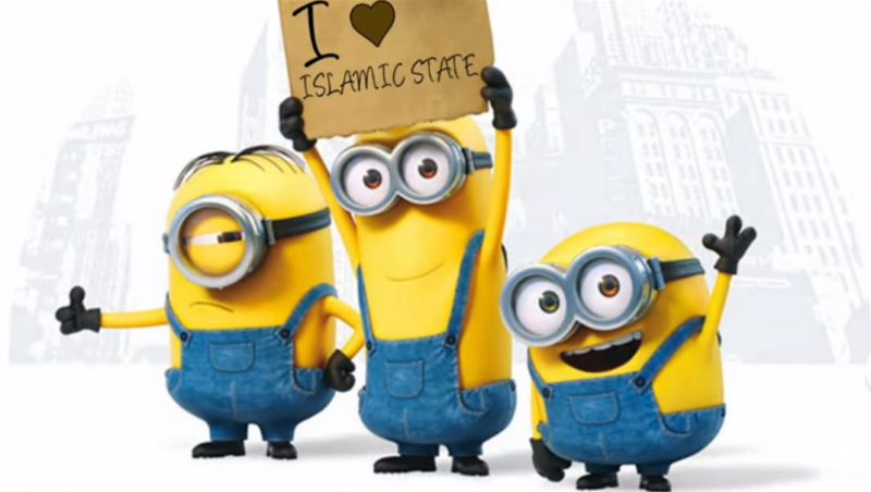 Minions Love ISIS