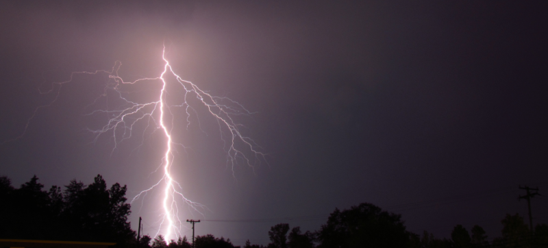 The Myth of 'Heat Lightning' : Precision Doppler