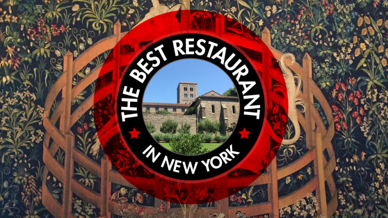 A Farewell to the Best Restaurant in New York  The Cloisters      Trie     The Best Restaurant in New York Is   Gawker A Farewell to the Best Restaurant in New York  The Cloisters      Trie Caf