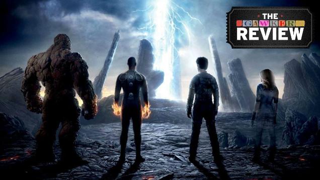 Superheroes for Dummies: <i>Fantastic Four</i