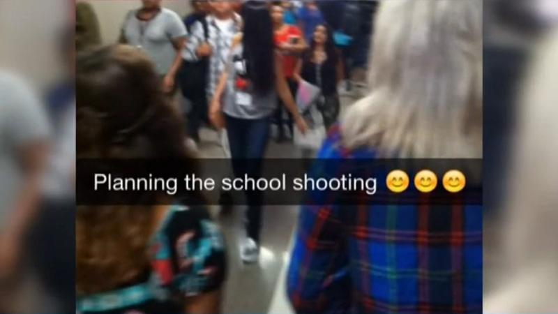 "Dumbass Teen Arrested for Dumbass School Shooting Snapchat ""Prank&quot"