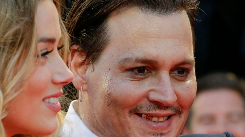 Johnny Depp I Killed My Dogs And Ate Them