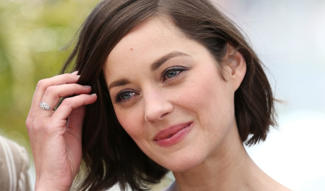 The Collected Wisdom of the French Actress Marion Cotillard Brad Pitt