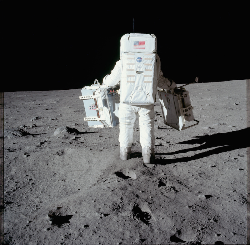 apollo 11 landing site earth - photo #31