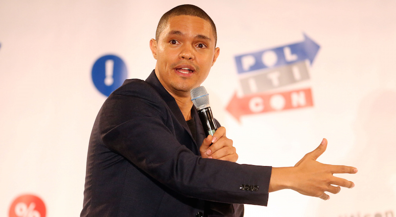 Trevor Noah Told a Funny Joke Because It Was Dave Chappelle's