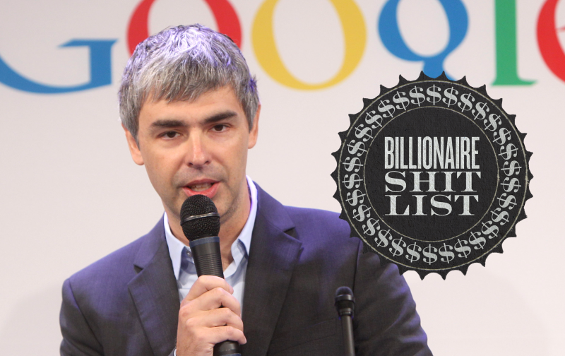 An Inspiring Leadership Style - Google CEO Larry Page