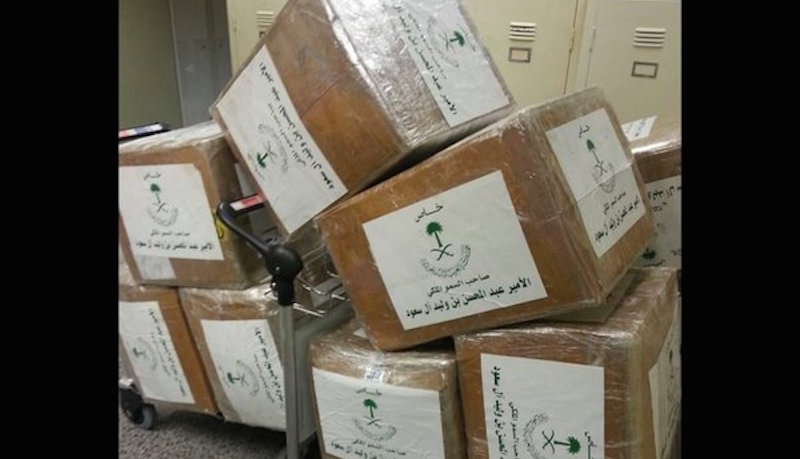 Saudi Royal Drama: Heavy Is the Prince's Private Jet That Carries the Two Tons of Pills
