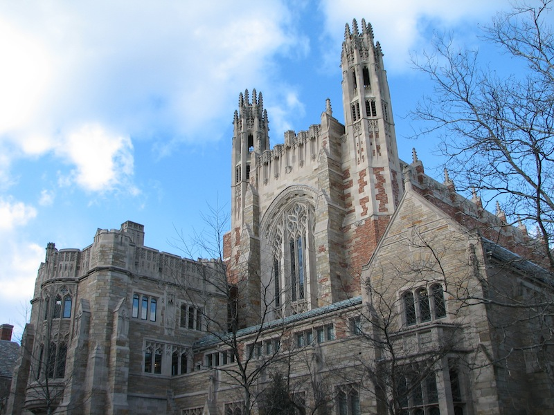 Yale Is Imploding Over a Halloween Email