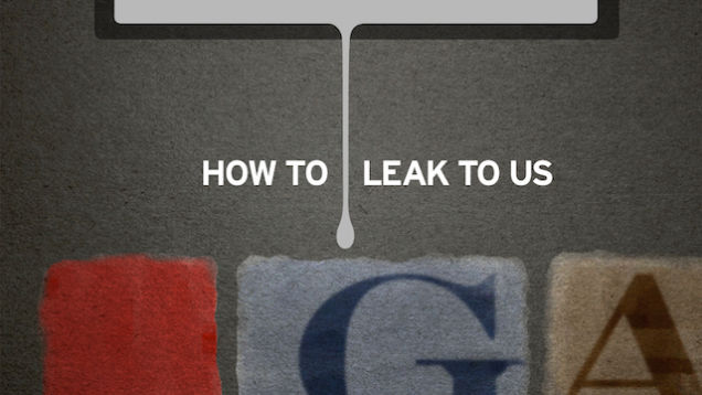 How to Leak to Gawker Anonymously