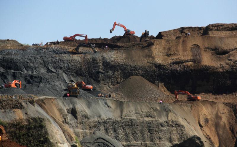 Nearly 100 People Killed in Landslide Near Myanmar Jade Mine