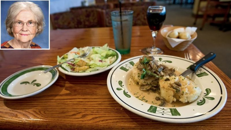 Olive Garden Review Food Critic