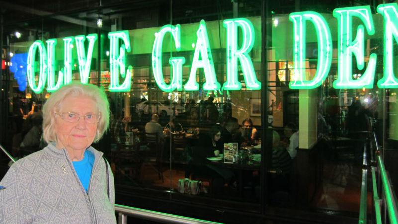 grand forks olive garden receives positive review update - Olive Garden Review