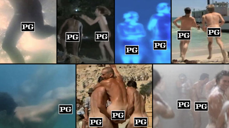Congratulate, Male nudity penis in movies absolutely agree