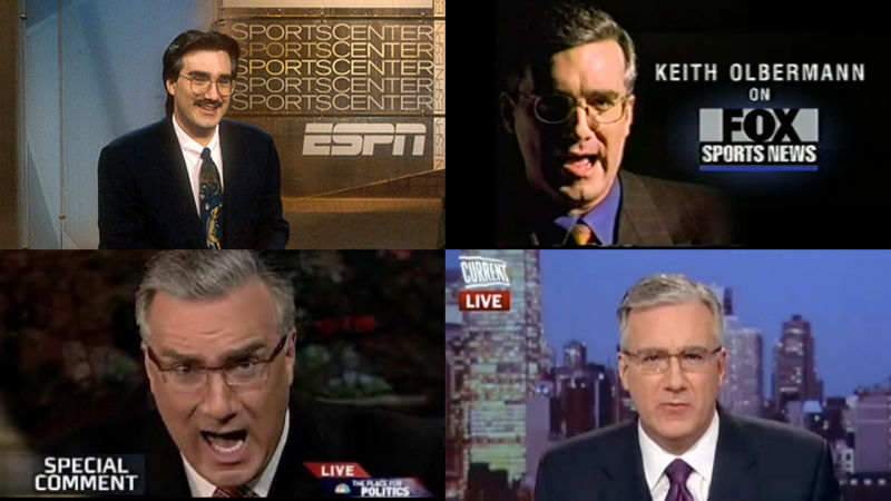 will Keith Olbermann be arrested
