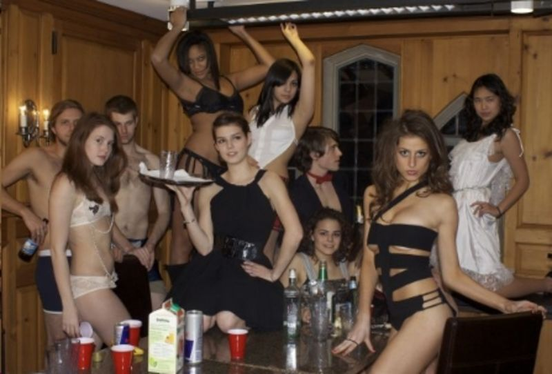 Hot ivy league girls