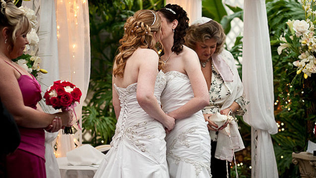 Bridal sex