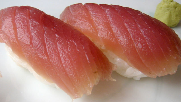 Delicious sushi grade tuna linked to salmonella outbreak for Where to buy sushi grade fish nyc
