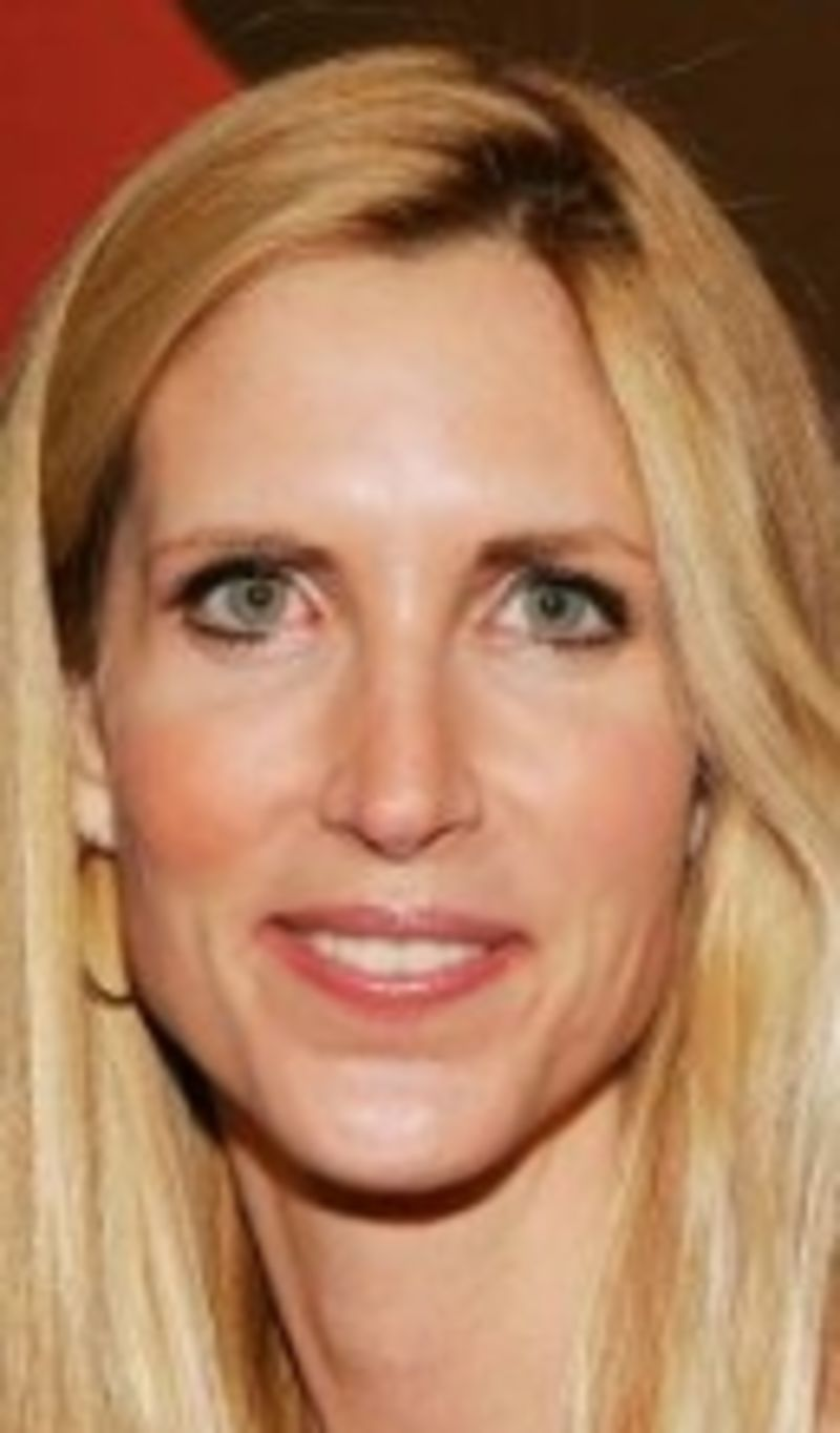 coulter divorced singles To be clear, in her book guilty, coulter isn't pointing the finger at all single parents not the divorced, not the separated, and not the widowed not the divorced, not the separated, and.