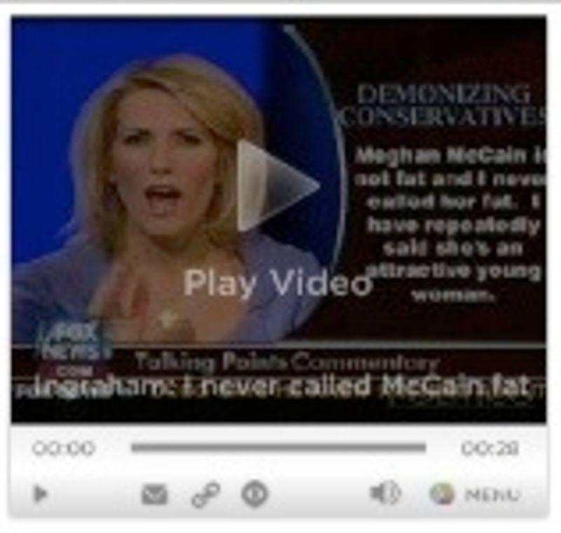 Meghan Mccain Biden: Laura-ingraham