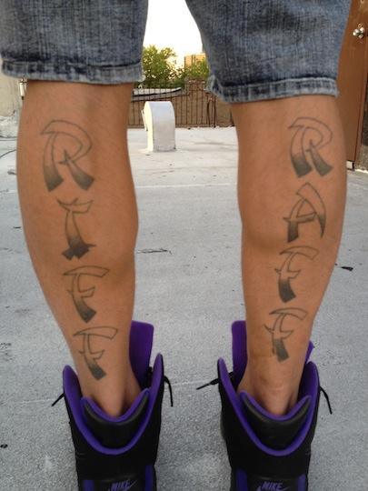 Riff Raff S Tattoos