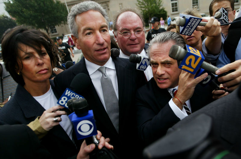 Charles Kushner's story was so sordid that it later became the basis for a Law & Order episode