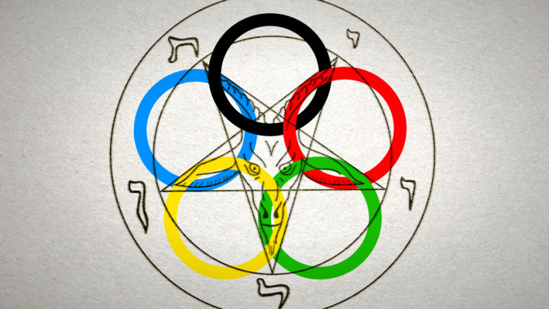 The Opening Ceremony Was A Satanic Illuminati Occult Ritual And