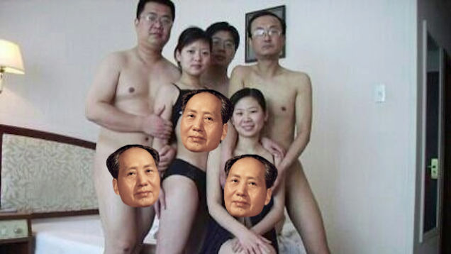 chinese orgie