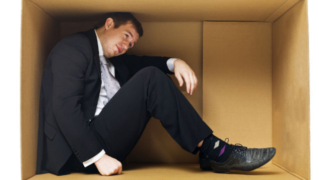 Man Who Shipped Himself in a Box to His Girlfriend Nearly Suffocates ...