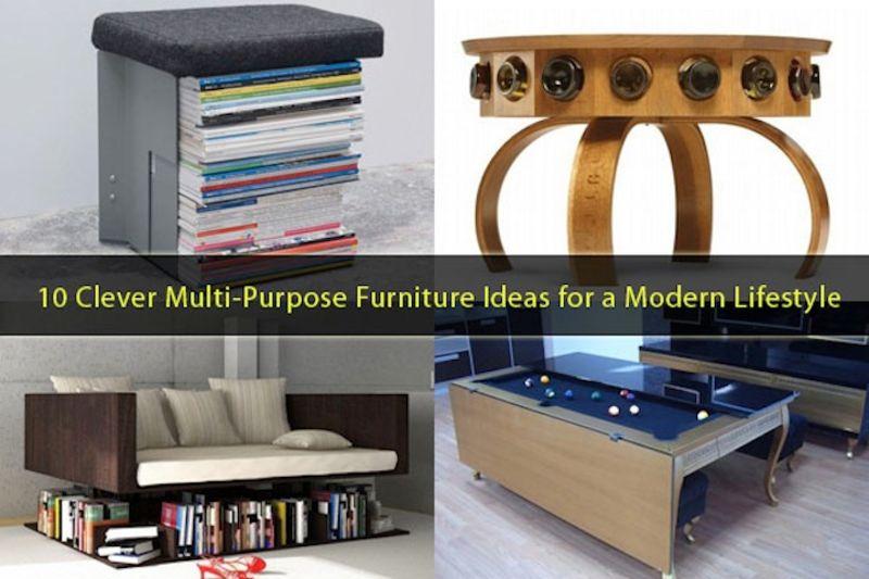 Лучшие варианты мебели многофункционально и современной.