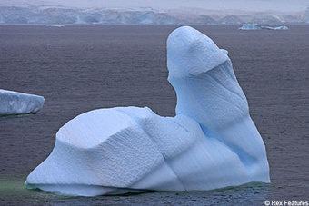 frozen penis