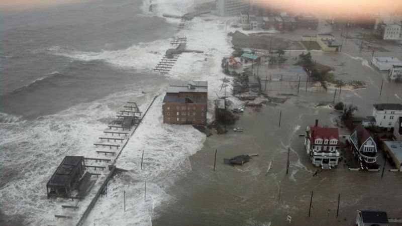 Dramatic Aerial Photo of Atlantic City Reveals Large Chunk of Iconic  Boardwalk Swept Away by Sandy