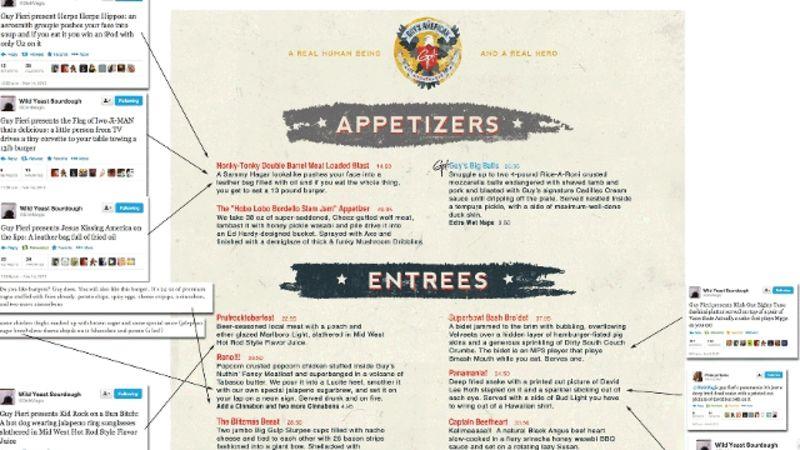Restaurant Kitchen Jokes guys-american-kitchen-and-bar — gawker