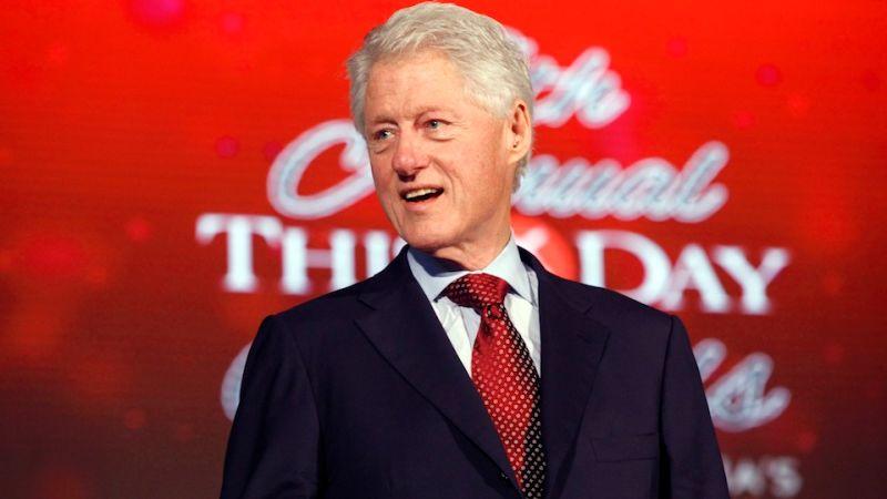 Bill clinton same sex marriage