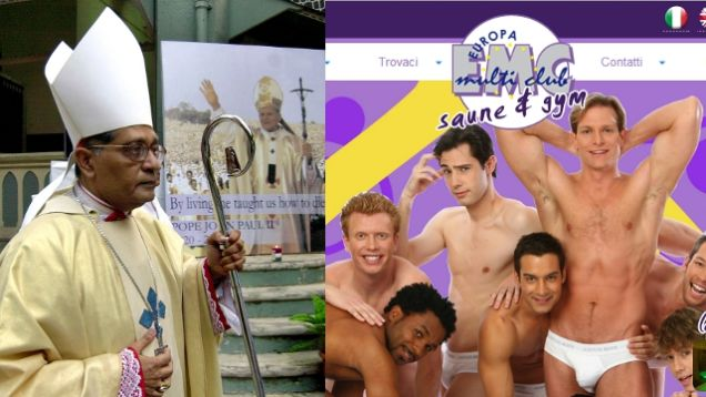 Image result for gays in the vatican