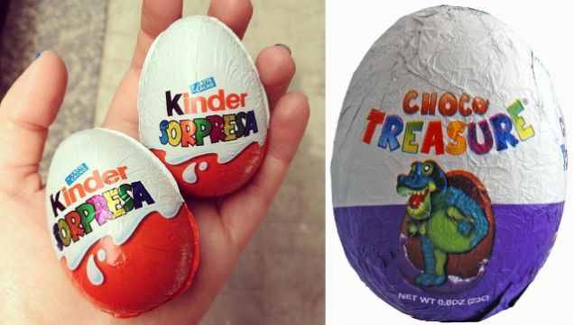 US Ban on Kinder Surprise Eggs Finally Lifted (Kinda)