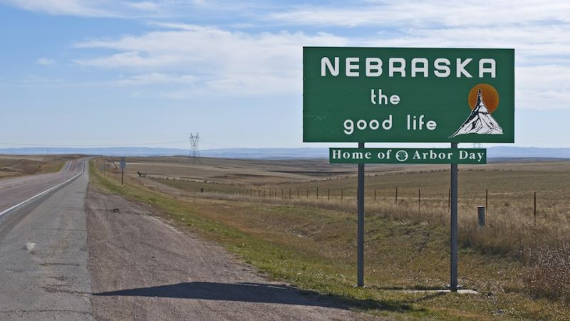 What s that now lincoln nebraska is the best city in all of america