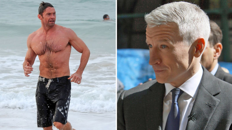 Is anderson cooper really gay