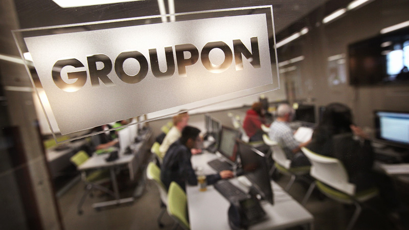 how groupon turned into a messy orgy of money sex and ego