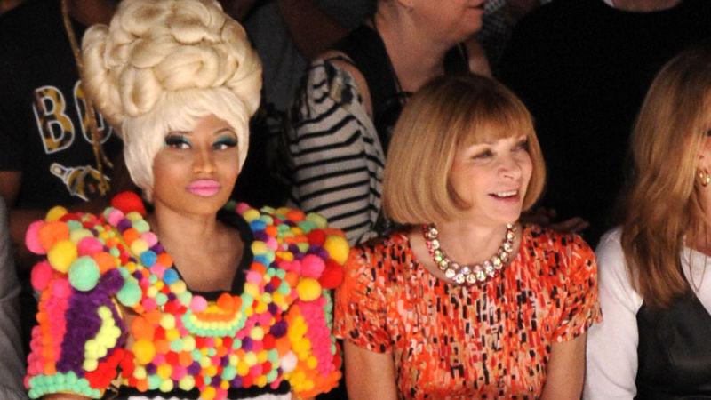 our collective image of vogue domina editrix anna wintour has always been as a hard nosed ice queen a darth vader under a helmet of hair the stern and anna wintour office google