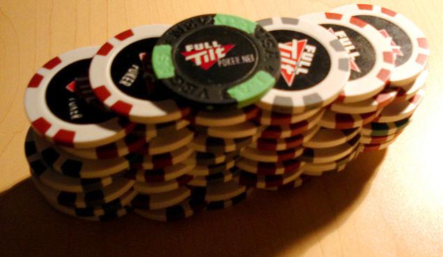 Online poker ponzi scheme