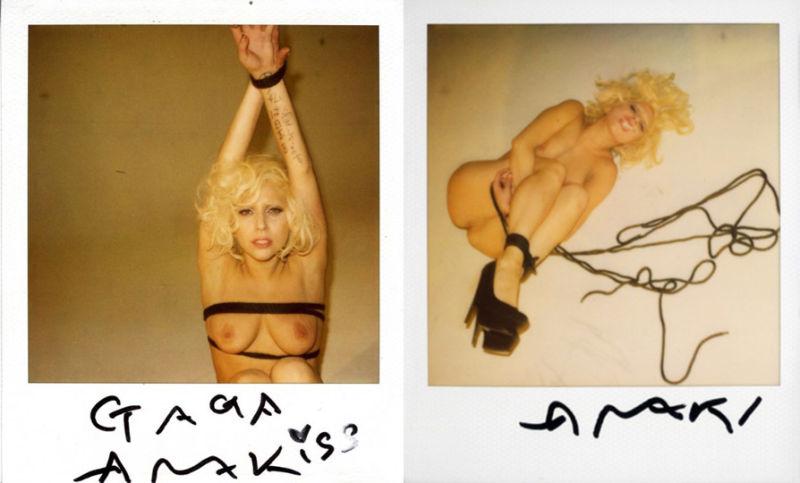 lady gaga in the nude № 80346