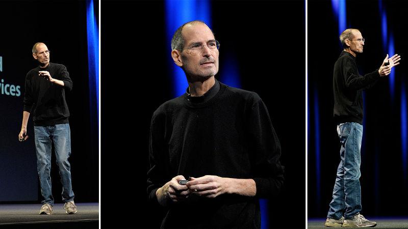 Steve Jobs Fashion Icon
